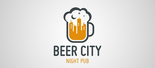 beer city logo designs