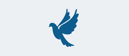 dove logo design