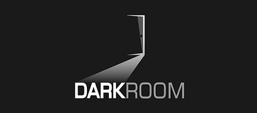 darkroom door logo designs