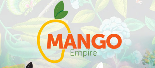 mango empire logo designs