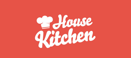 kitchen chef hat logo designs