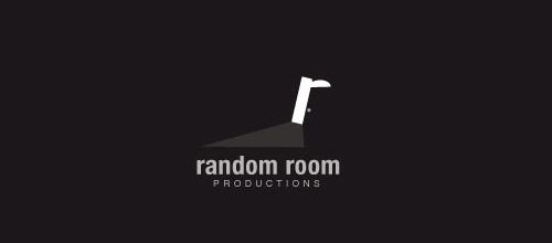 random room door logo designs