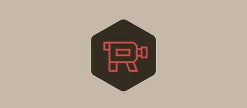 rockhouse hexagon logo