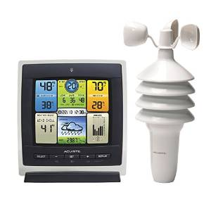 AcuRite Pro Color 00589 Weather Station