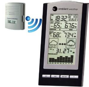 Ambient Wireless WS-1171B Weather Station