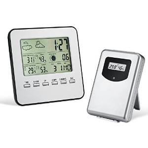 Amir Wireless Indoor/Outdoor Weather Station