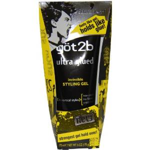 Got2B Invisible Ultra Glued Styling Gel
