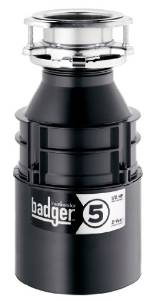 InSinkErator Badger 5 0.5 HP Disposal