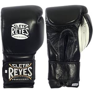Lace-up Traditional Training Gloves from Cleto Reyes