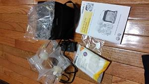Medela Pump Advanced In-Style Model # 57081 Breast Pump
