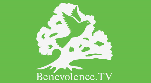 benevolence tv logo design