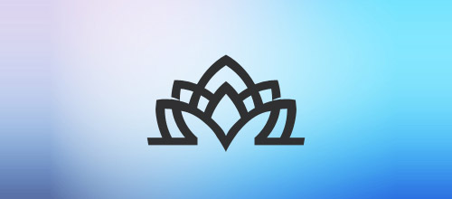 lotus flower logo designs