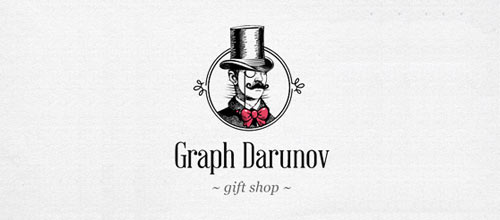 Graph Darunov logo designs