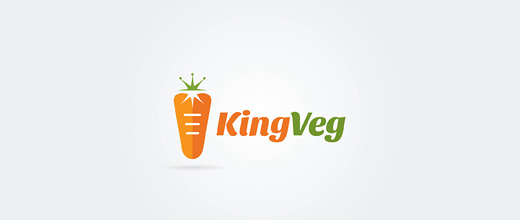 Cool carrot logo design collection