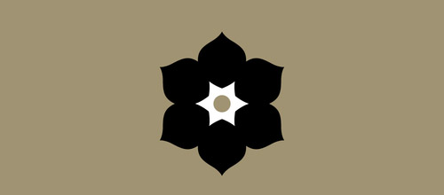 black lotus logo designs