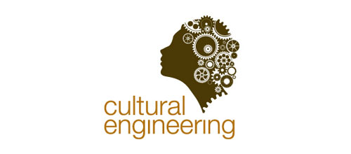Cultural Engineering logo designs