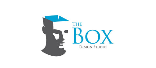 The Box Design Studio logo designs