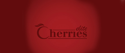 Elite cherry logo designs