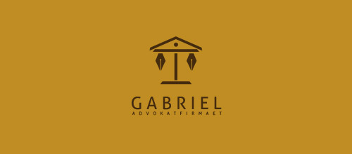 Gabriel logo law firm