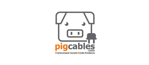 pigcables.com logo designs