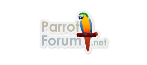 ParrotForum.net logo designs