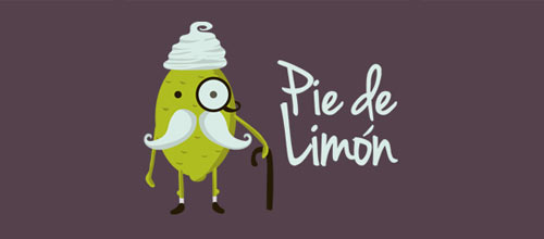 Pie de Limón logo designs