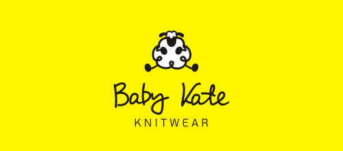 Baby Kate logo designs