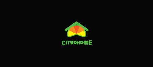 Citrohome logo designs