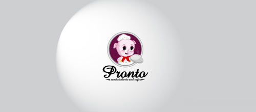 Pronto logo designs
