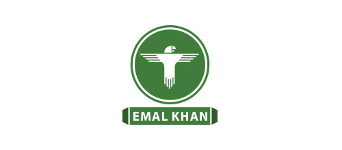Emal Khan logo designs