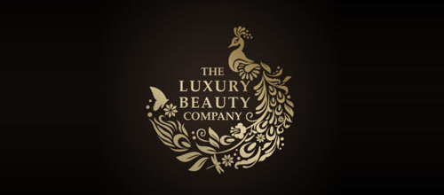 The Luxury Beauty Company v2 logo designs