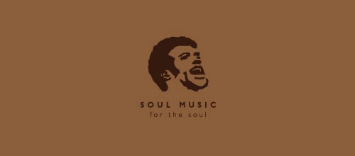 Soul Music logo designs