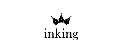 inking logo designs