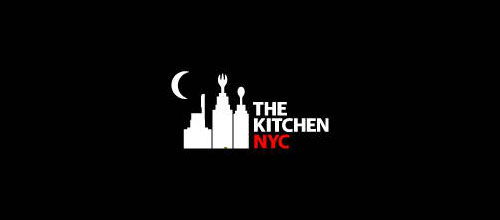 The Kitchen NYC logo designs