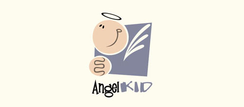 Angel Kid Clothing logo