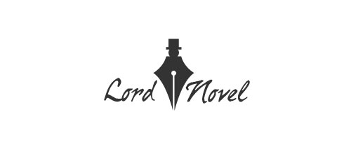Lord Novel logo designs