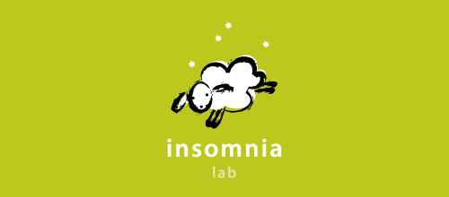 insomnia lab logo designs
