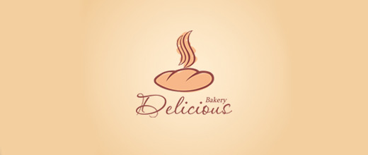Delicious bread logo designs collection