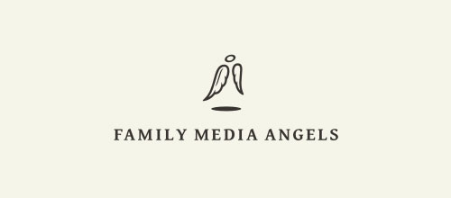 Family Media Angels logo