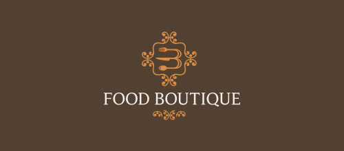food boutique logo designs