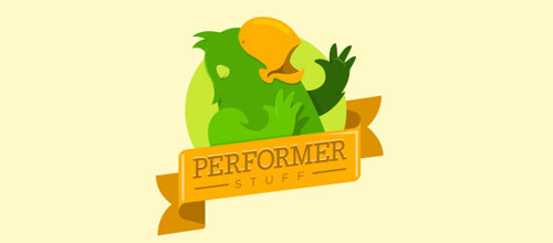 Performer Stuff logo designs