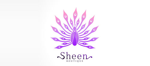 Sheen Boutique Logo Design