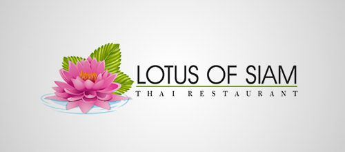 lotus siam logo designs