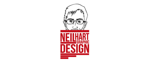 Neil Hart Graphic Design logo designs