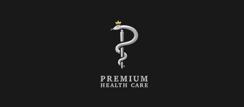 Premium Health Care logo designs