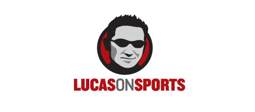 Lucas on Sports logo designs