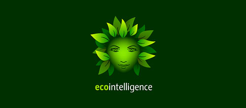 ECO Intellegence logo designs