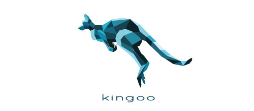 KINGOO logo designs