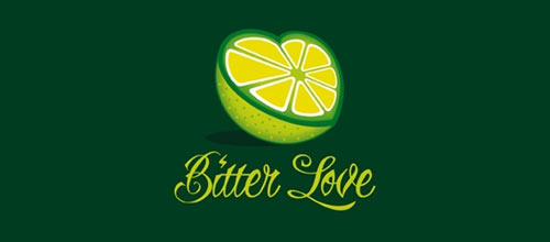 Bitter Love logo designs