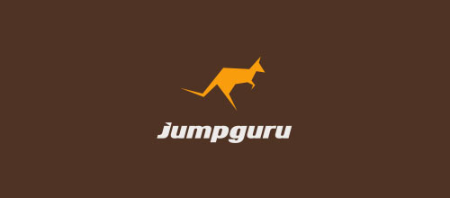 Jumpguru logo designs
